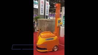 (주)삼원팩  - 로봇랩핑기