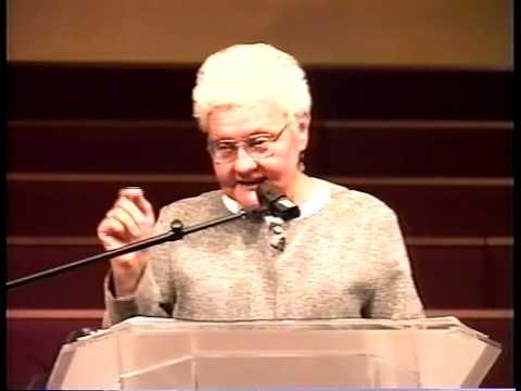 CCDA 2002: Mary Nelson Sermon: Friday Morning Plenary