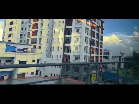 Chennai Metro Travel Experience | Alandur to CMBT fabulous ride | Clear Sky & Vibrant Colors Outside
