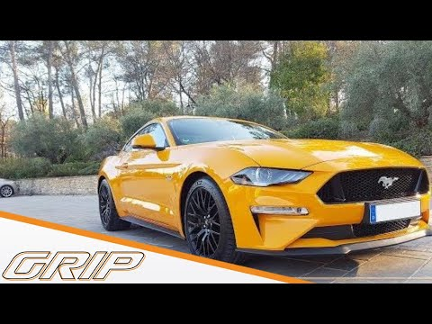 Ford Mustang neu vs. alt – GRIP – Folge 439 – RTL2