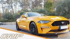 Generationenvergleich: Ford Mustang | GRIP