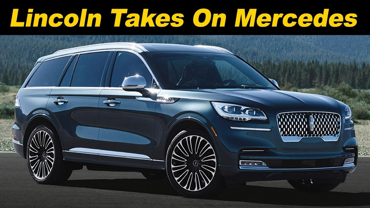2020 Lincoln Aviator The Baby Navigator Youtube
