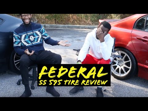 Federal SS 595 Tire Review