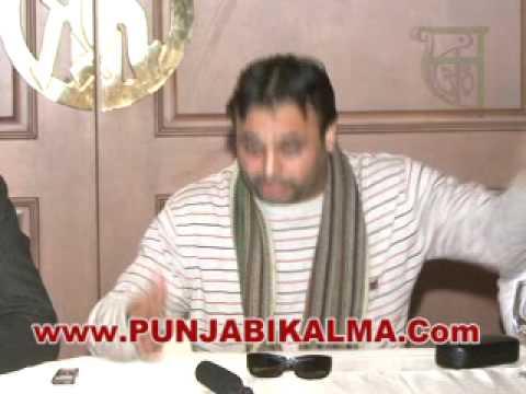 Bhagwant Mann & Babbu Mann  Live interview.  Punjab Government  is failure in Cullture