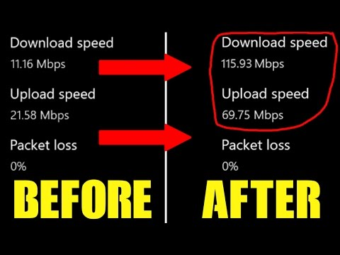 HOW TO GET 100% FASTER INTERNET ON XBOX ONE! MAKE YOUR XBOX RUN FASTER & DOWNLOAD QUICKER