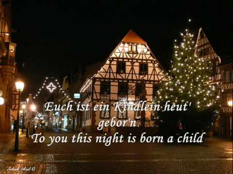christmas songs from germany from heaven above to earth i come vom himmel hoch da komm ich her youtube - German Christmas Music