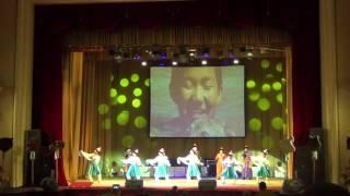 часть 1 Филиал Ансамбля песни и пляски Восточного ВО г. Чита (концертная группа)