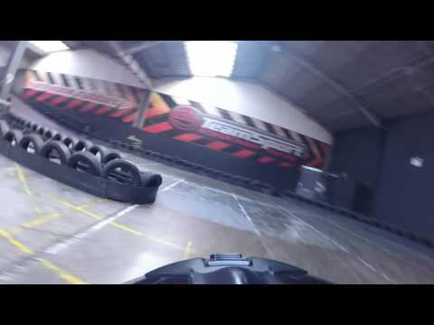 (TEAMSPORT)Go Karting Edmonton-London 25/03/2017