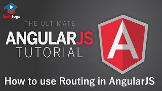 AngularJS Video Tutorials - How to use Routing in AngularJS