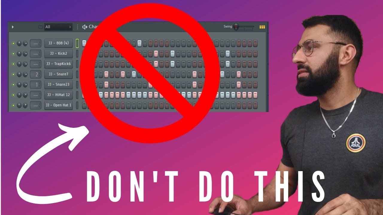 Download Trap Drum Patterns Tutorial (FL Studio Guide)