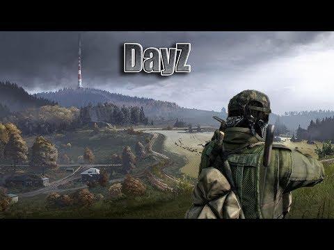 DayZ 0.63 - Как мой друг ужас лесной повстречал!!!
