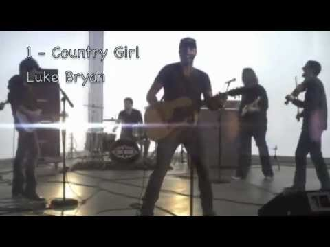 Top 20 Party Country Songs of 2011