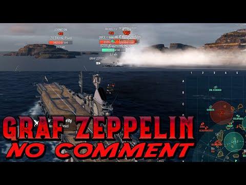 Graf Zeppelin: I Need A Hero