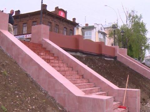 Пречистенскую набережную в Вологде отремонтируют к середине июня
