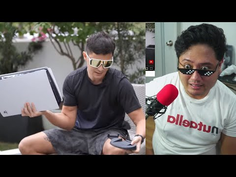 PS5 Gamer Reacts to Matteo Guidicelli's PS5 Unboxing