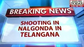 Police Constable, Home Guard Killed In Shooting In Telangana