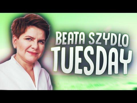 Beata Szydło - Tuesday /Remix ♪