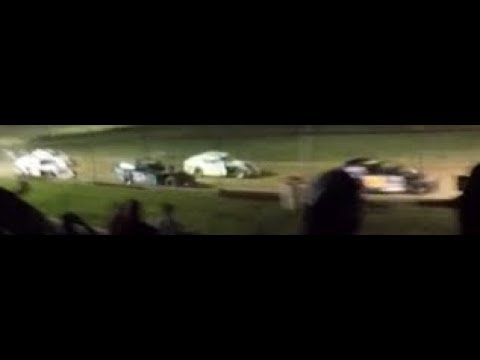 Going to the races at Monett Speedway