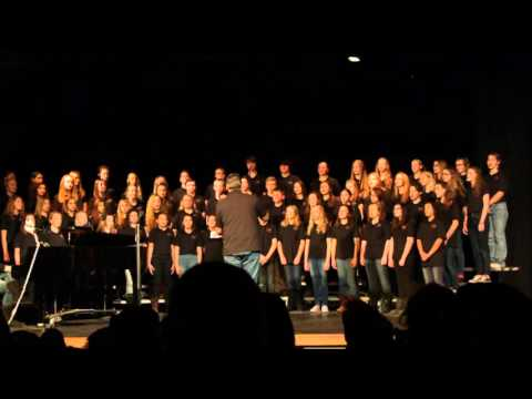 Sandpoint Middle School select choir