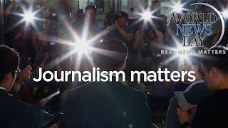 Journalism matters   World News Day 2019