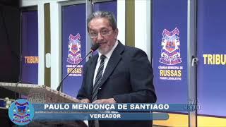 Paulo Santiago pronunciamento 28 11 2018