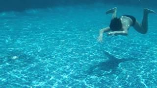 Вот так нужно плавать в 11 лет