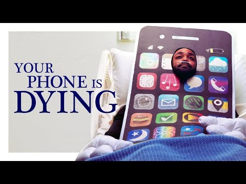Your Phone Is Dying | CH Shorts