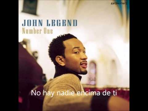 John Legend - Number One ft Kanye West (sub español)