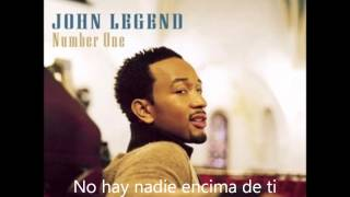 John Legend - Number One ft Kanye West (sub español)