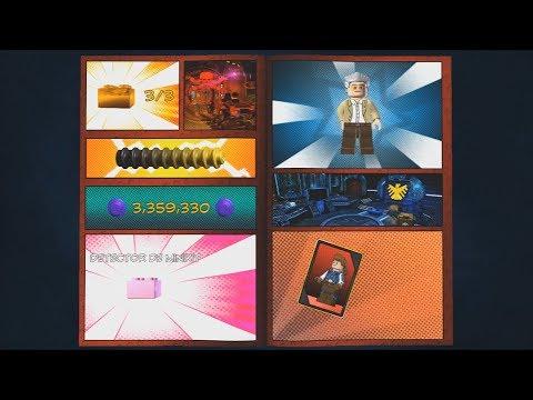 Lego Marvel Super Heroes 2 - Missão Bônus 02 (100%) - Situação Simulada –  Gameplay – PT BR 5883feabf6