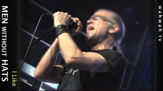 MEN WITHOUT HATS - i like - live 2013 (HQ recording)