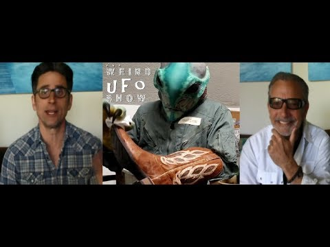 """Director & Star Come Forward About Controversial """"U.F.O. Abduction the Movie"""" – The Weird UFO Show E"""