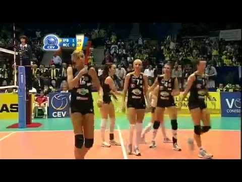 Cev.Women.Final. Fenerbahce - Cannes