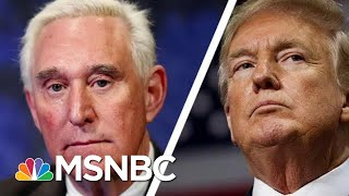 Trump's Justice Department Suggests Trump May Have Lied To Mueller | MSNBC