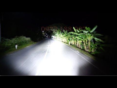 Đèn Cỡ Này Mới Gọi Là đèn Siêu Sáng Của Năm 2018: CREE L8