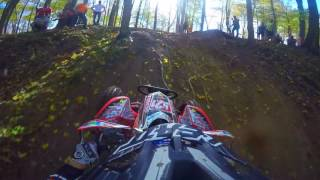 Here's the last round of GNCC Racing for 2016, Ironman, Indiana. Ri...