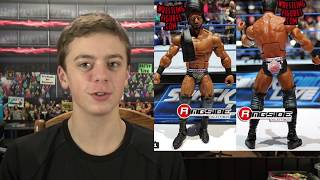 NEW WWE Figure Announcements 2018