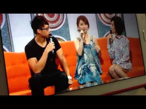 03082014林欣彤Mag Lam@360開場+獻唱新歌《食物鏈》
