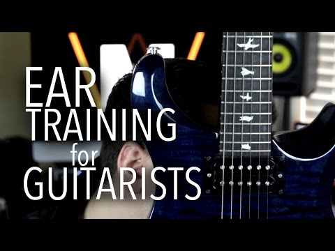 Ear Training for Guitar Players