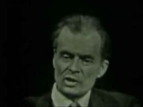 Mike Wallace Interview Aldous Huxley 1958 2 of 3
