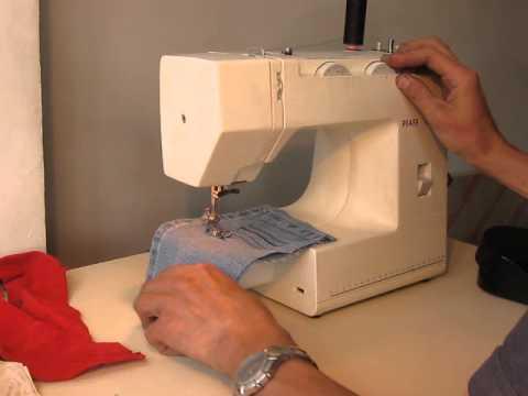Швейная Машинка Pfaff Hobby 342 Инструкция