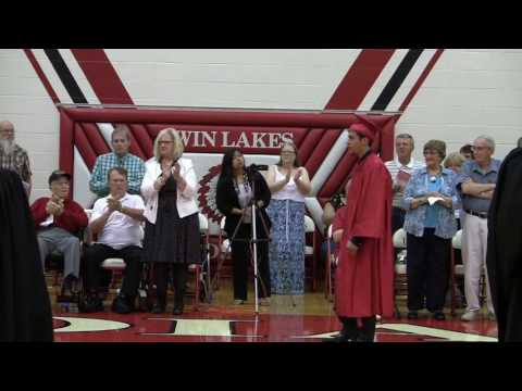 Twin Lakes High School Monticello, IN Class of 2017 Graduation Ceremony Final Cut