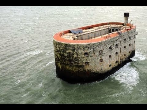 Image result for Bizarre Structure Sitting In The Atlantic Ocean Has An Even Stranger History