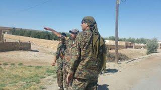أخبار عربية - قوات سوريا الديمقراطية تسيطر على حي البيطرة شرق #الرقة
