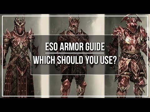 ESO Armor Guide - Which Should You Use?