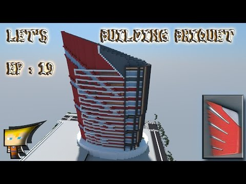 Minecraft : Let's Flint Building [ep 19]