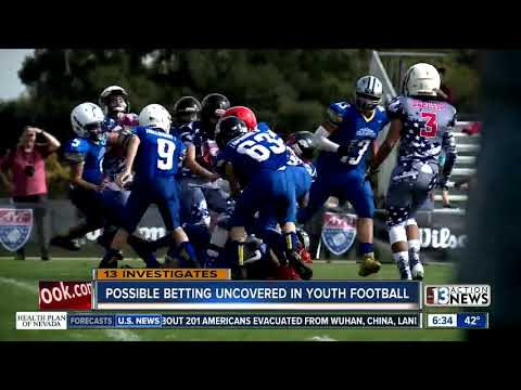 Possible Betting Uncovered In Youth Football