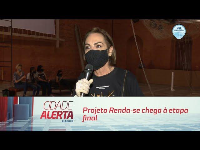 Projeto Renda-se chega à etapa final com desfile transmitido pelo Youtube