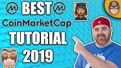 How to Use CoinMarketCap.com in 2019 (Tutorial)