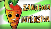 Zanahoria Intensiva Plants Vs Zombies 2 Speed Drawing 2 Victor Gonzalez Youtube The pvz 2 plants tier list below is created by community voting and is the cumulative average rankings from 195 submitted tier lists. zanahoria intensiva plants vs zombies
